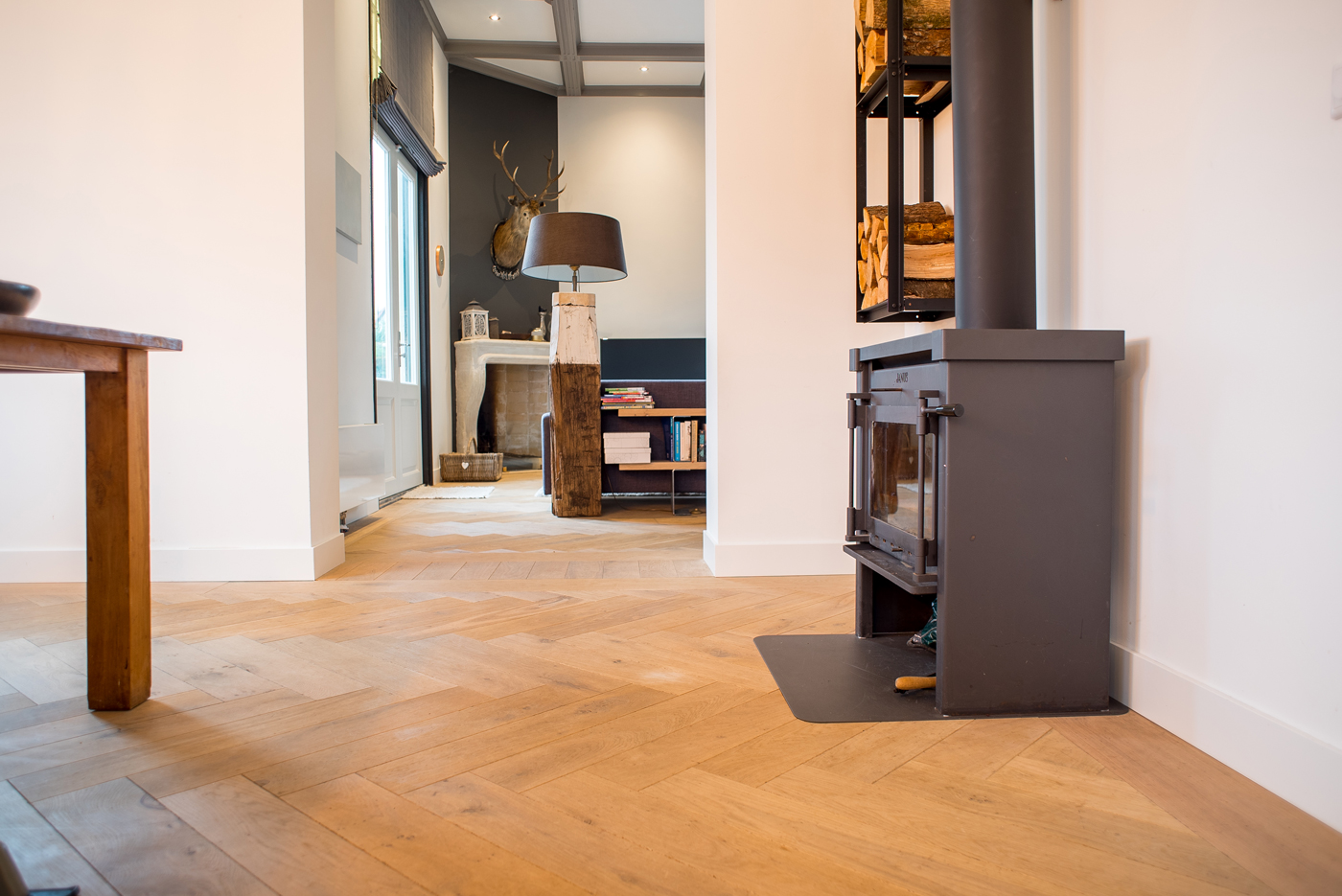 Onze vloeren met duidelijke all in prijzen eiken vloer geplaatst