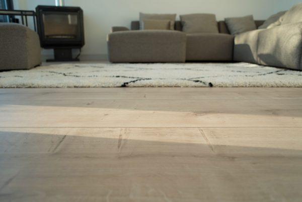 Vinyl vloer is eenvoudig te leggen bouwenwonen
