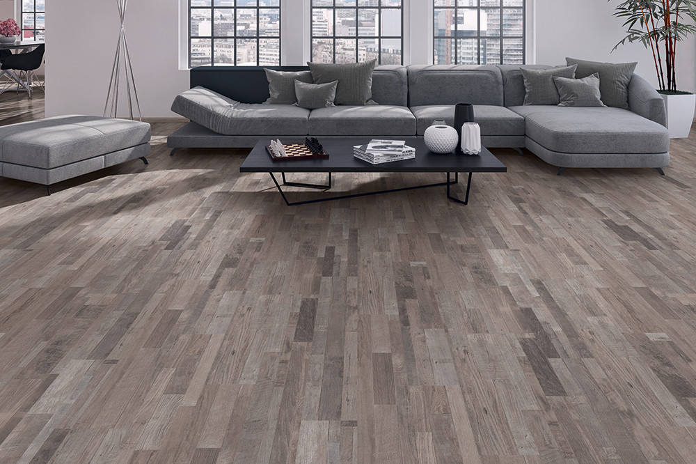 Floer sloophout laminaat drijfhout grijs eiken vloer