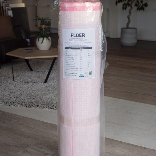 """Floer presenteert: de """"Geruisloos"""" ondervloer"""