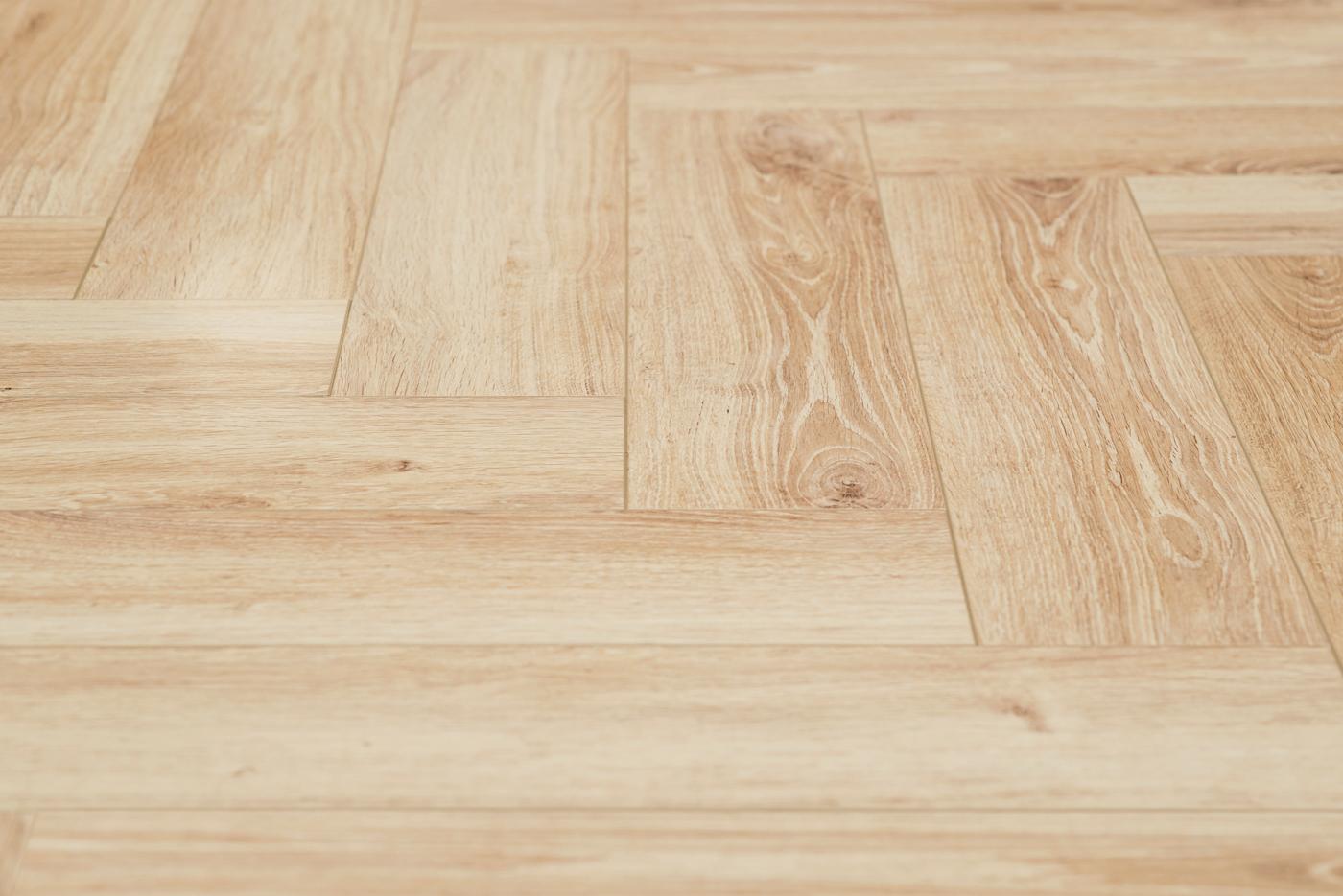 Wit Eiken Laminaat : Floer visgraat laminaat vloeren mat wit eiken patroon vloer