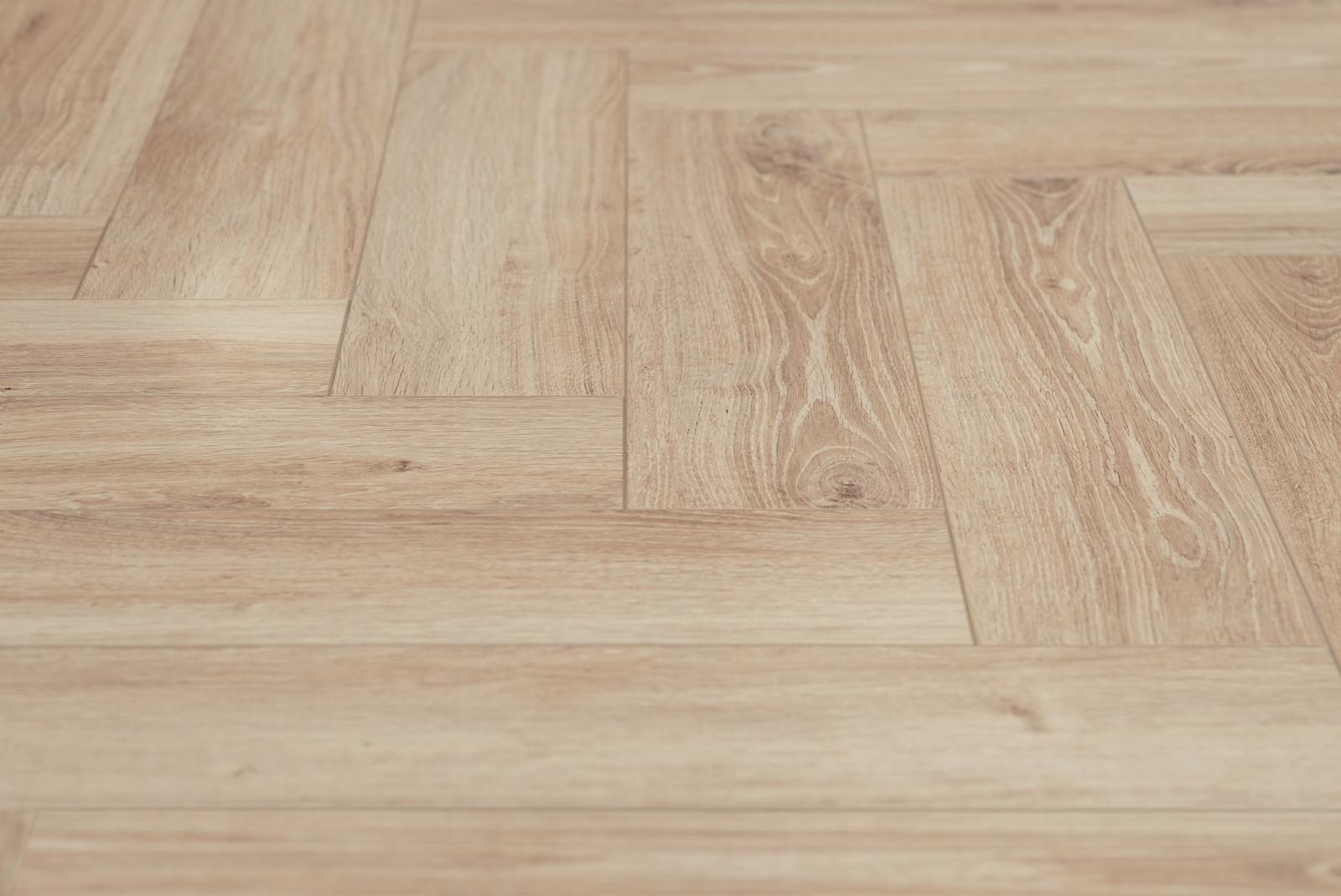 Floer visgraat laminaat vloeren mat wit eiken patroon vloer