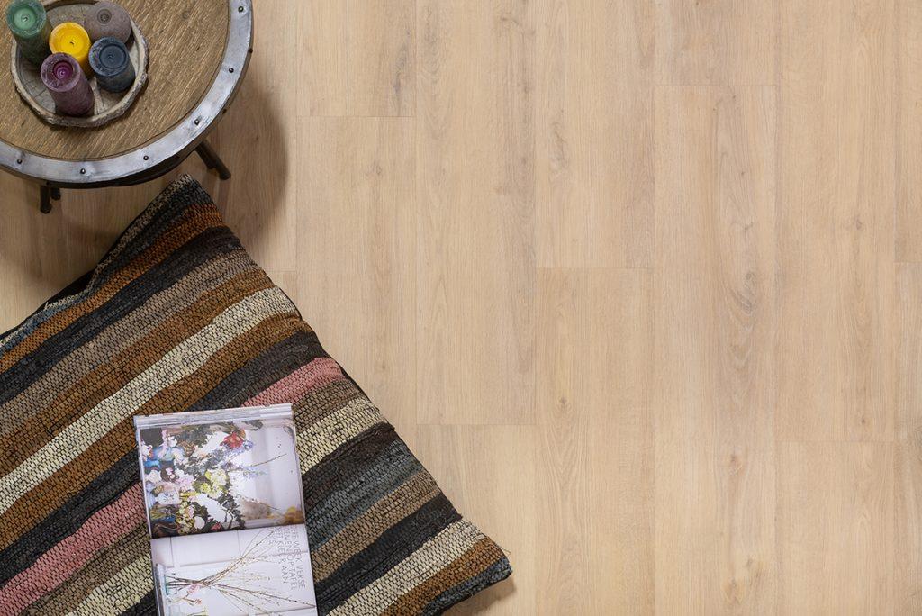 Floer-Dorpen-PVC-Vloer-Nispen-Natuurlijk-Eiken de zes voordelen van pvc vloeren