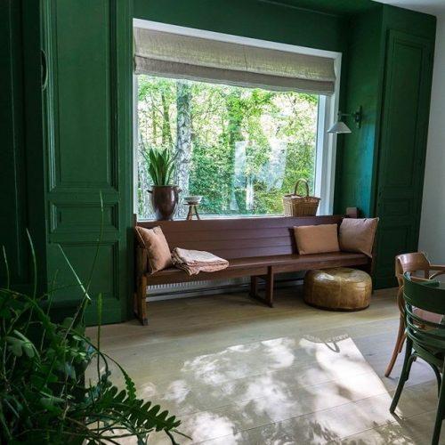 Welke vloer combineer je met een landelijk interieur?