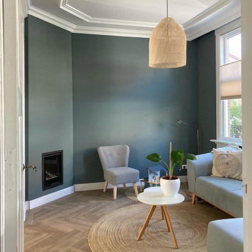 Welke vloer past er in een klassiek interieur?