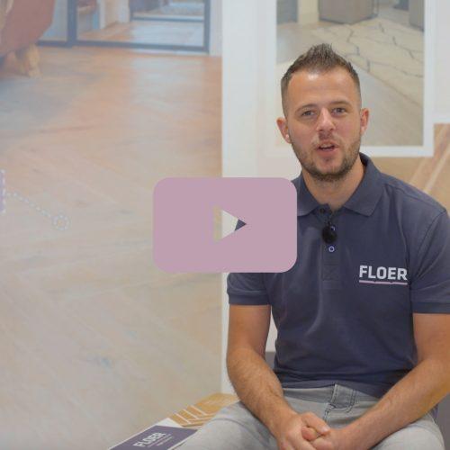 Een Visgraat Click PVC vloer leggen, hoe doe je dat?